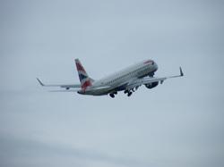 airplane - homeward bound