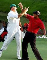 Tiger Woods Vs. Steve Williams